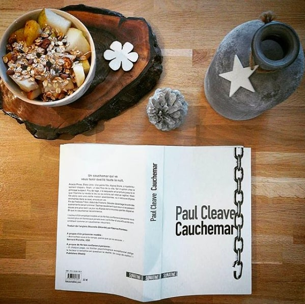 Cauchemar - Paul Cleave